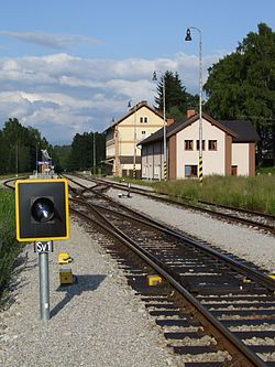 Nová Pec, Czech Republic