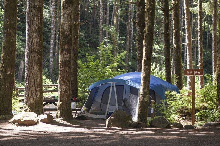 The best camping in the Tualatin Valley (just minutes from