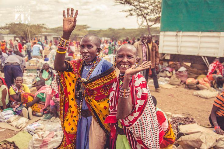 Since we set foot in Kenya, we noticed that (...)