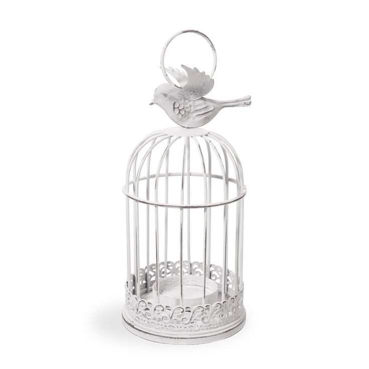 lumignon cage oiseau blanche maisons du monde ambiance mariage pinterest. Black Bedroom Furniture Sets. Home Design Ideas