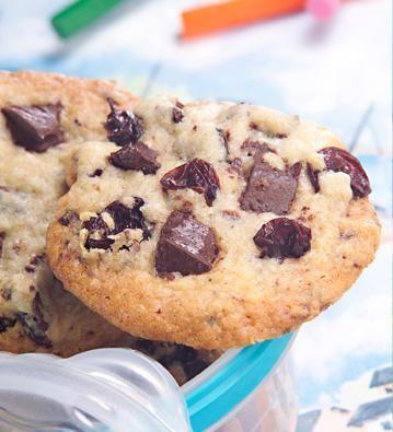 Súper cookies #receta #facil