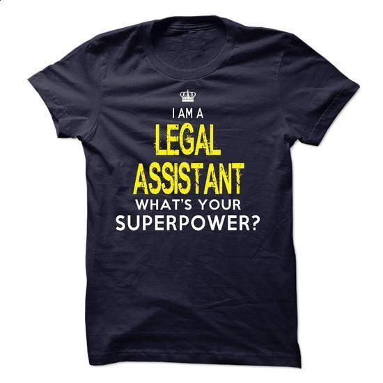 Im A/An LEGAL ASSISTANT - #custom shirt #pullover hoodies. BUY NOW => https://www.sunfrog.com/LifeStyle/Im-AAn-LEGAL-ASSISTANT-18580414-Guys.html?60505