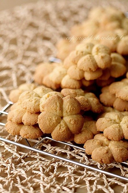 Włoskie ciasteczka z mąką kukurydzianą