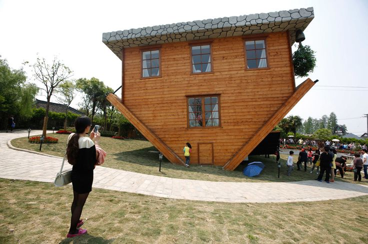 Forget #TheDress — These Mind-Bending Buildings Will Blow You Away  - ELLEDecor.com