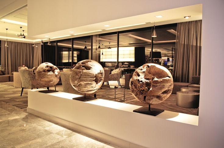 Southern Sun Hotel Lobby Artwork. Interior design by Source Interior Brand Architecture.
