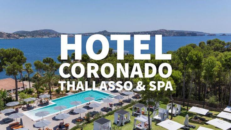 Hotel Coronado Thallasso & Spa en Paguera, Mallorca, España. Visita Hote...