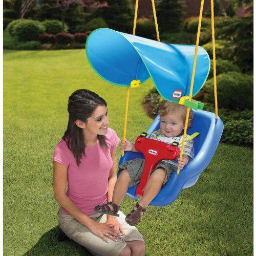 Little Tikes Sun Safe Swing Canopy: Amazon.co.uk: Toys & Games