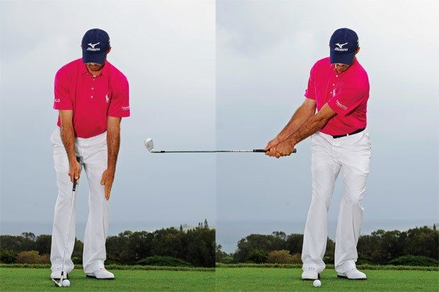 My set-up trick can help you get it close.
