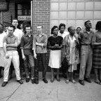 Steve Schapiro's rarely seen photographs of the historic march.