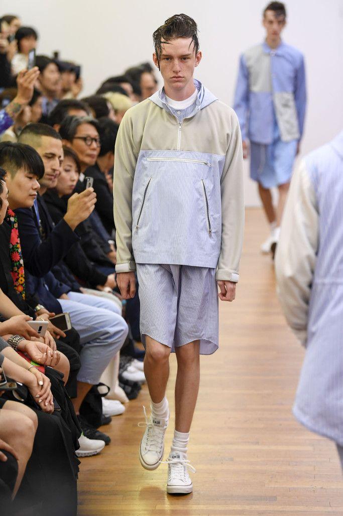 「spring 2019 men's fashion trends」の画像検索結果