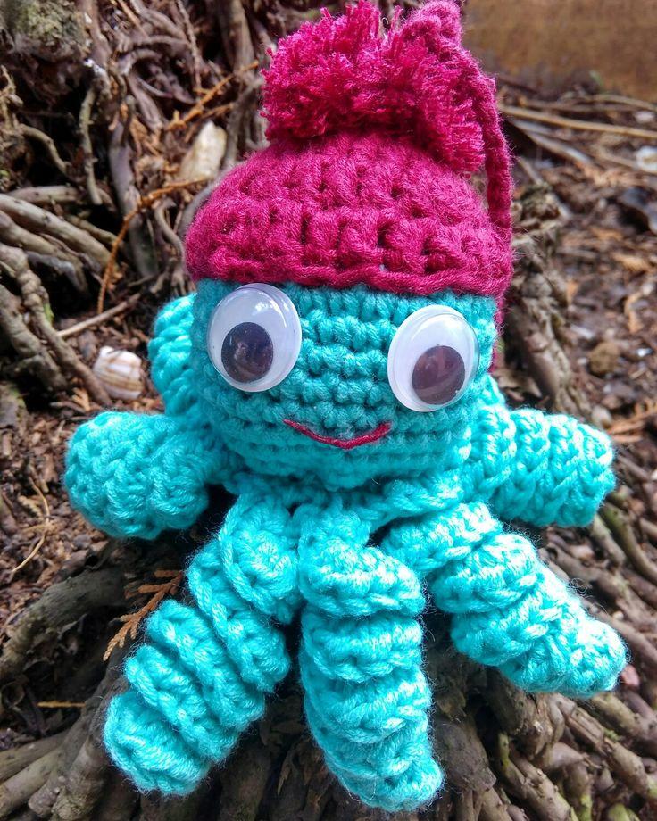 Octopus crochet