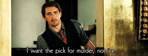 And when you're trying to murder our hearts with your beauty. | 50 Lee Pace GIFs That Will Make You Believe In Love Again