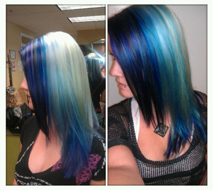 Surprising 1000 Images About Hair On Pinterest Blonde Hair Blue And And Short Hairstyles Gunalazisus