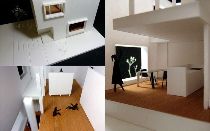 SEN+ 1000万円代で建てる家として、面積の異なる住宅をセミオーダータイプとして提案したもの