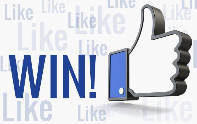 Like & Win acties zijn passé! #Facebook #social #media