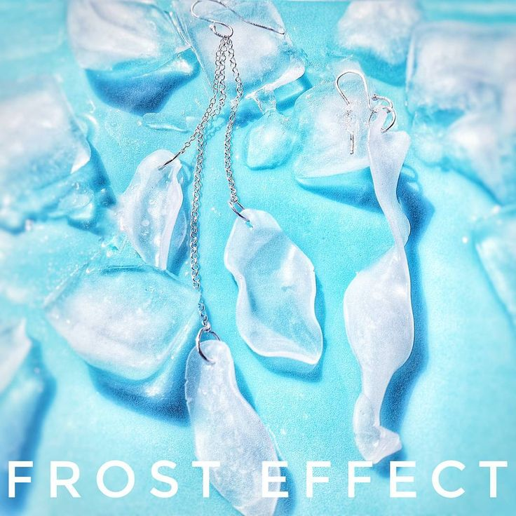 Ice-ice baby!!!more icy  things will come…