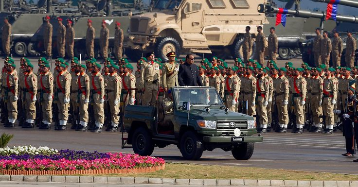 #MONSTASQUADD U.S. Gives Military Assistance to Pakistan, With Strings Attached
