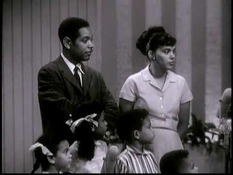 """""""You Bet Your Life"""" Appearance of the Sylvers Family, December, 1959"""