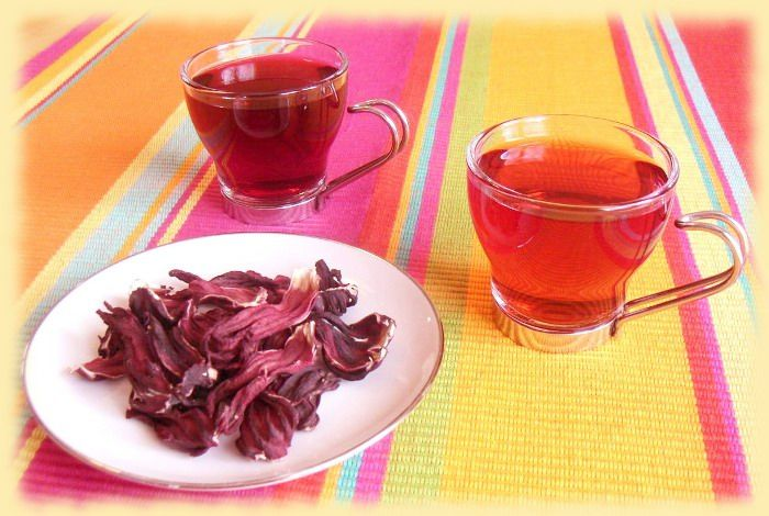 ~ Maghrebian Girl's Diary ~: Bissap - Hibiscus Tea in a Senegalese Style