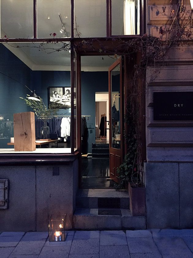 Dry Lab Studios Installation - Stockholm Fashion Week 26 August - 2 September…