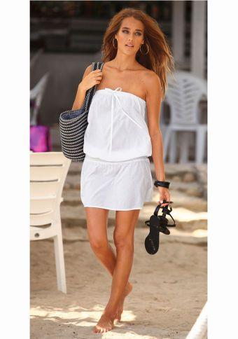 Šaty s odhalenými rameny #ModinoCZ http://modino.cz/saty-s-odhalenymi-rameny-33300453.html