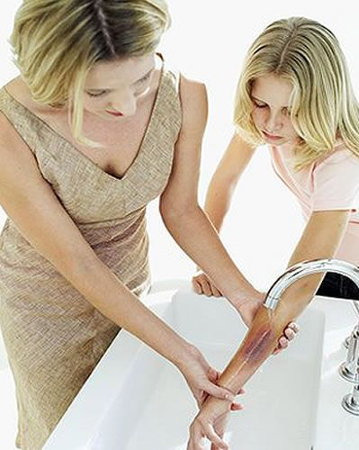 Understanding Some of The Most Basic First Aid Procedures For Children