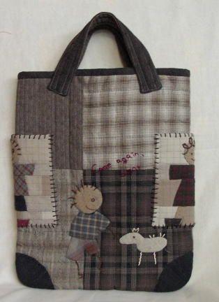 hana - beautiful bags - inspirational