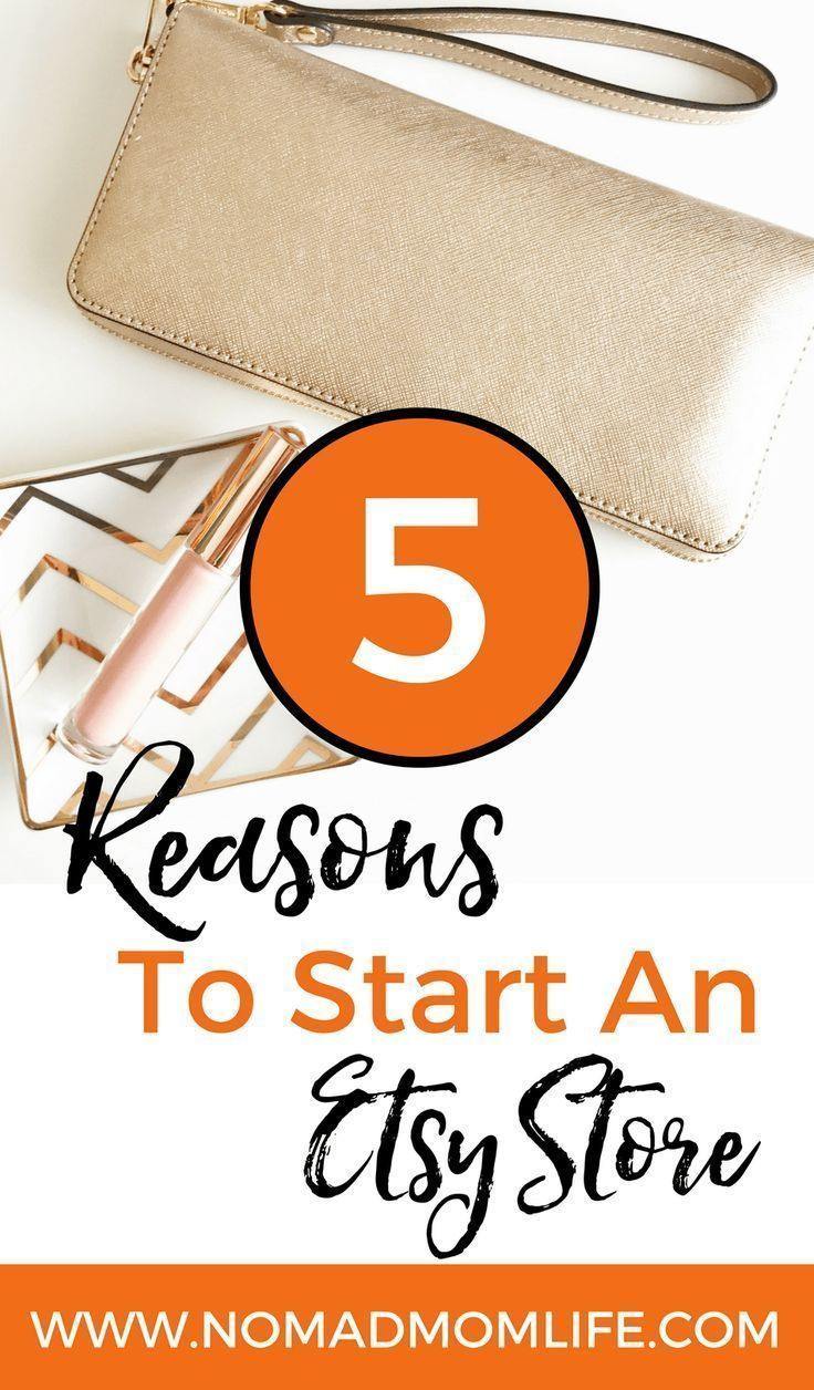why you need to start an etsy store 5 work from home group rh pinterest com