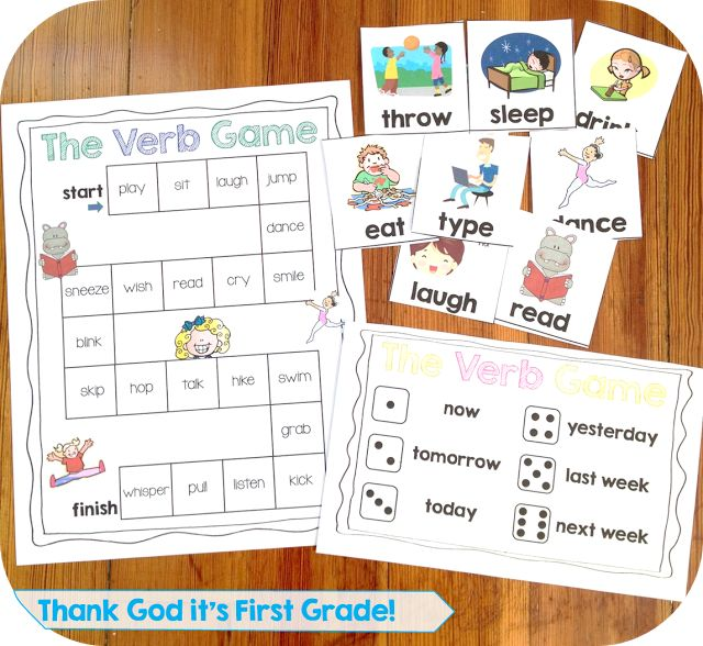 Best 25+ Verb games ideas on Pinterest Action verbs, Verb - action verbs list