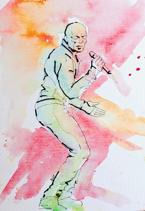 My #sketch expression from #Seal show in Kiev 2013 http://vinchenko.blogspot.com/2014/08/my-sketch-expression-from-seal-show-in.html