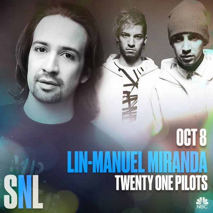 WOOOOOOO!!!!  TWENTY ØNE PILØTS ARE GONNA BE THE MUSICAL GUESTS FOR SNL ON OCT. 8!!!