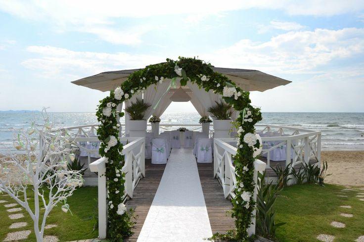 Location Matrimonio Spiaggia : Sohalbeach location campania napoli matrimonio