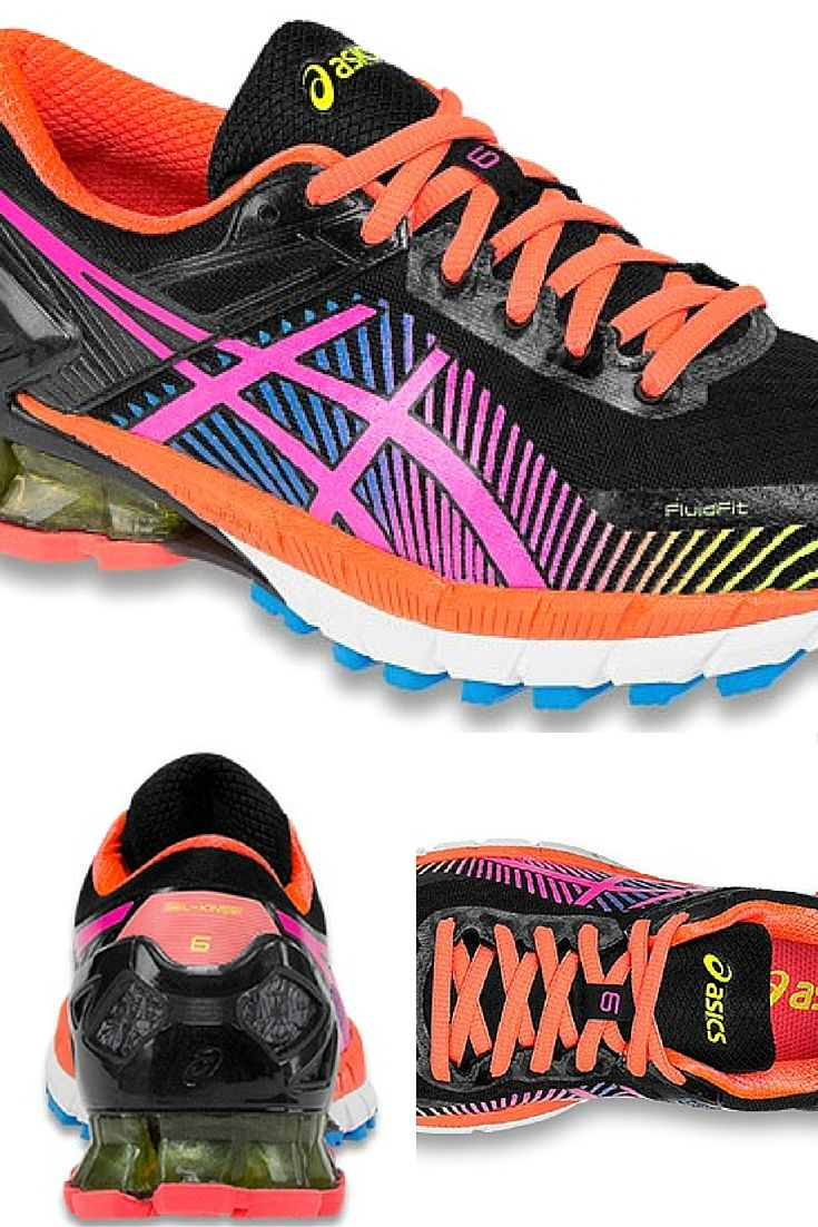 20bd7ddb2 ASICS rebels against conventional design with its new GEL-Kinsei 6. The  upgraded seamless