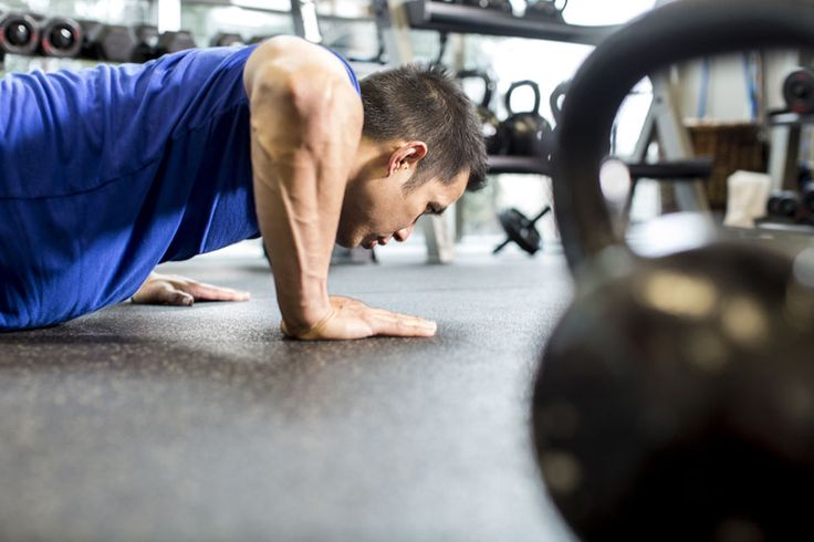 4 Moves for Stronger Triceps
