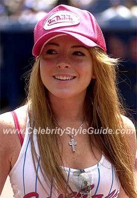 von dutch fashion | Lindsay Lohan Style and Fashion - Celebrity Style Guide