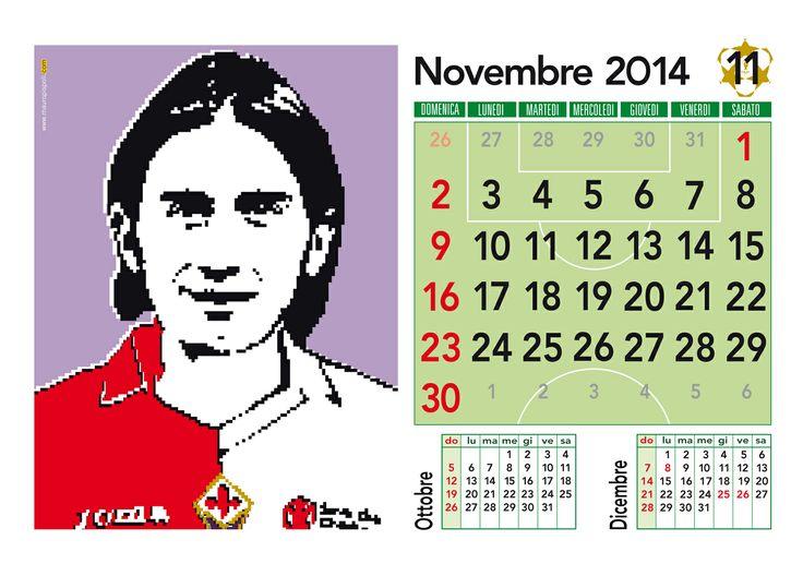 Mese di Novembre Alberto Aquilani