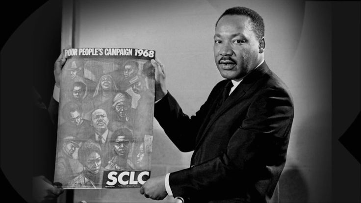 Remembering MLK's Poor People's Campaign