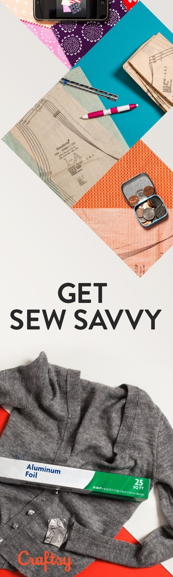 Weu0027ve rounded up our smartest sewing tips