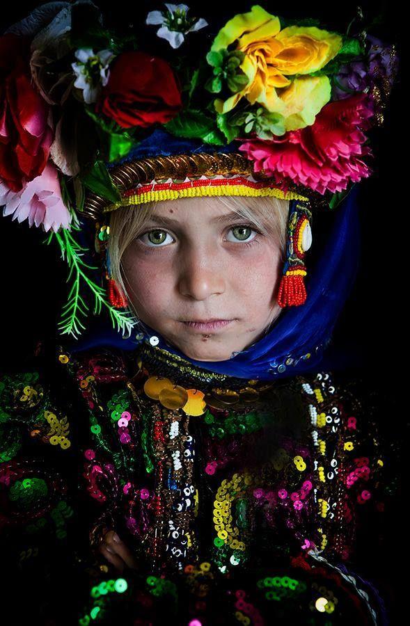 Turkish Child-Innocent Eyes