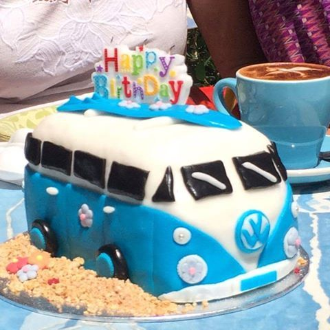 vw cake ☮ See More #VWBus on https://www.pinterest.com/wfpblogs/vw-bus/ ☮