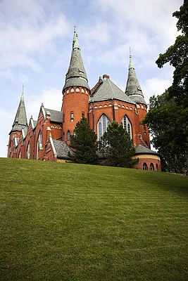 Turku, Finland. Our tips for things to do in Finland: http://www.europealacarte.co.uk/blog/2012/07/04/things-to-do-finland/