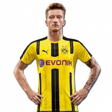 New BVB jersey for season 16/17