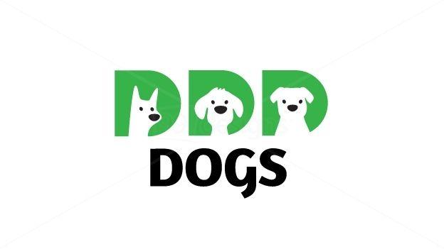 three dogs — Ready-made Logo Designs | 99designs