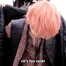 save him #he's cold n SMOL N MUST BE SAVED N WRAPPED UP IN 50 BLANKETS
