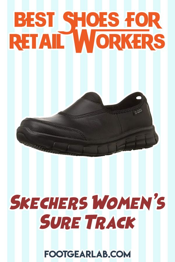 Best Shoes For Retail Workers Reviewed