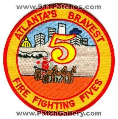 Atlanta Fire Department Station 5