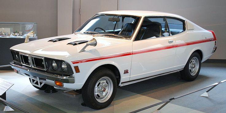 1970 Mitsubishi Galant