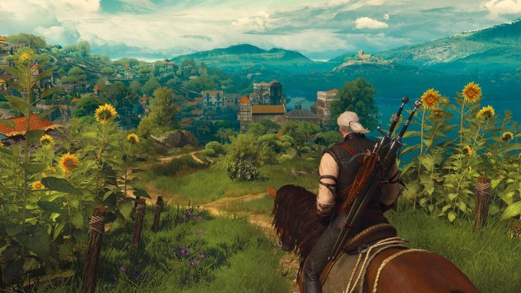 E3 2017: The Witcher 3 Xbox One X PS4 Pro Patches Confirmed