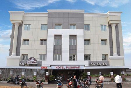 Hotel Pushpak - Bhubaneswar (2 Star Hotel)