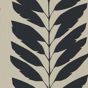 Retro Behang Scion: Malva - Lohko Collectie Het retro behang Scion Malva heeft vrolijk strak een grafisch bladmotief. Dit behangpapier is leuk om te combineren met de prints van Orla Kiely! Verkr...